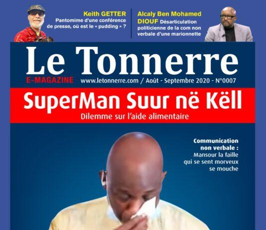 E-Magazine www.letonnerre.com / Août - Septembre 2020 – N°0007